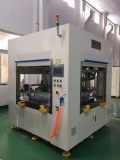 Ultrasonic welding machine for automobile door panel