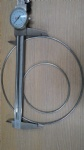 spring steel ring for liquid filter bag|filter bag steel ring|Stainless steel snap ring